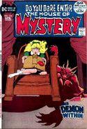 House of Mystery v.1 201