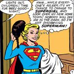 Supergirl's Alter-Ego