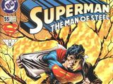 Superman: The Man of Steel Vol 1 55