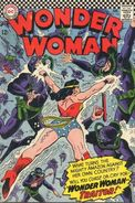 Wonder Woman Vol 1 164