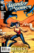 Wonder Woman Vol 1 603