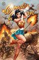 Wonder Woman Vol 1 750 J. Scott Campbell Variant Cover C