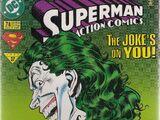 Action Comics Vol 1 714