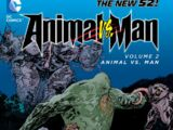 Animal Man: Animal vs. Man (Collected)