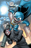 Bat-Mite Prime Earth 001
