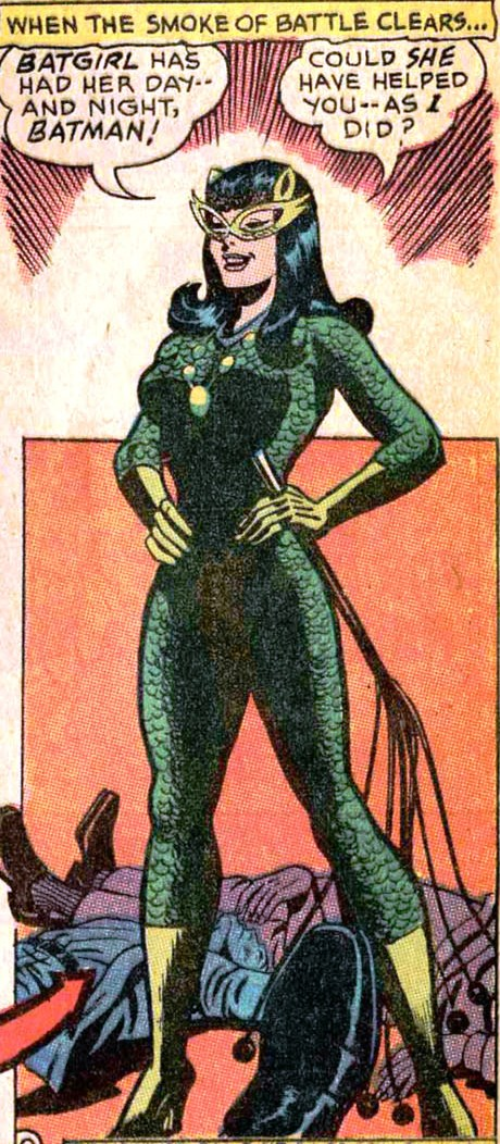 Catwomanu0027s New Costume & Selina Kyle (Earth-One) | DC Database | FANDOM powered by Wikia