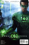Green Lantern Movie Prequel Hal Jordan Vol 1 1