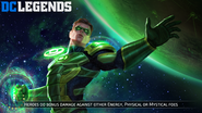 Hal Jordan Legendary DC Legends 01