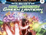 Hal Jordan and the Green Lantern Corps Vol 1 29