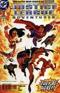 Justice League Adventures 1