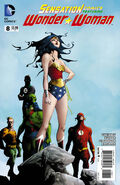 Sensation Comics Featuring Wonder Woman Vol 1 8