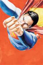 Superman plays a major role during the Final Crisis