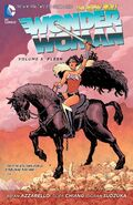 Wonder Woman Flesh TPB