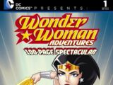 DC Comics Presents: Wonder Woman Adventures Vol 1 1