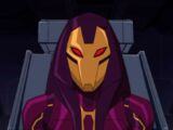Doctor Cyber (DC Animated Movie Universe)