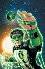 Hal Jordan and the Green Lantern Corps Vol 1 39 Textless Variant