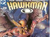 Hawkman Vol 4 28