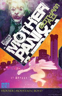 Mother Panic Gotham A.D. Vol 1 1