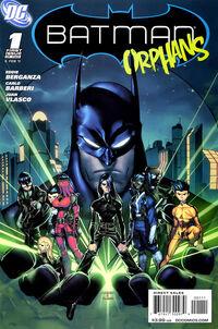 Batman Orphans Vol 1 1