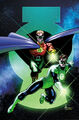 Green Lantern Vol 5 44 Textless Green Lantern 75th Anniversary Variant