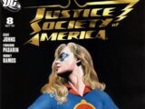 Justice Society of America Vol 3 8