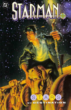 Cover for the Starman: Stars My Destination Trade Paperback
