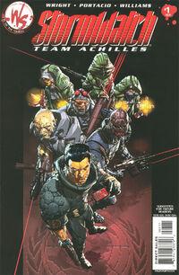 Stormwatch Team Achilles 1