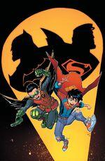 Superman Vol 4 11 Textless