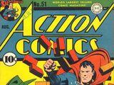 Action Comics Vol 1 51