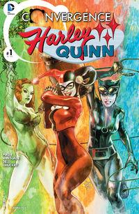Convergence Harley Quinn Vol 1 1