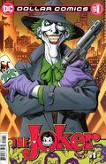 Dollar Comics The Joker Vol 1 1