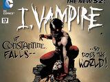 I, Vampire Vol 1 17