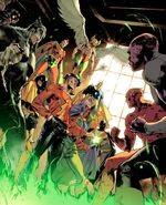 The Justice Society encounters their successors