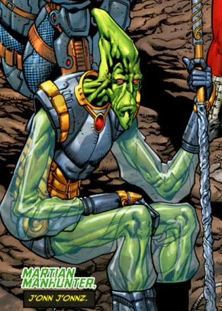 Image - Martian Manhunter (Generation Lost).jpg | DC Database ...