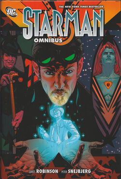 Cover for the Starman Omnibus Vol. 5 Trade Paperback