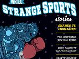 Strange Sports Stories Vol 2 3