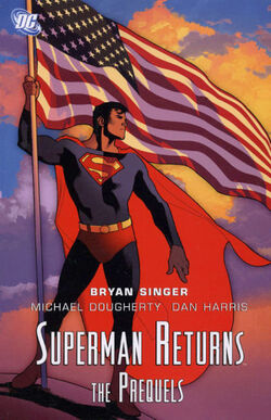 Cover for the Superman Returns: The Prequels Trade Paperback