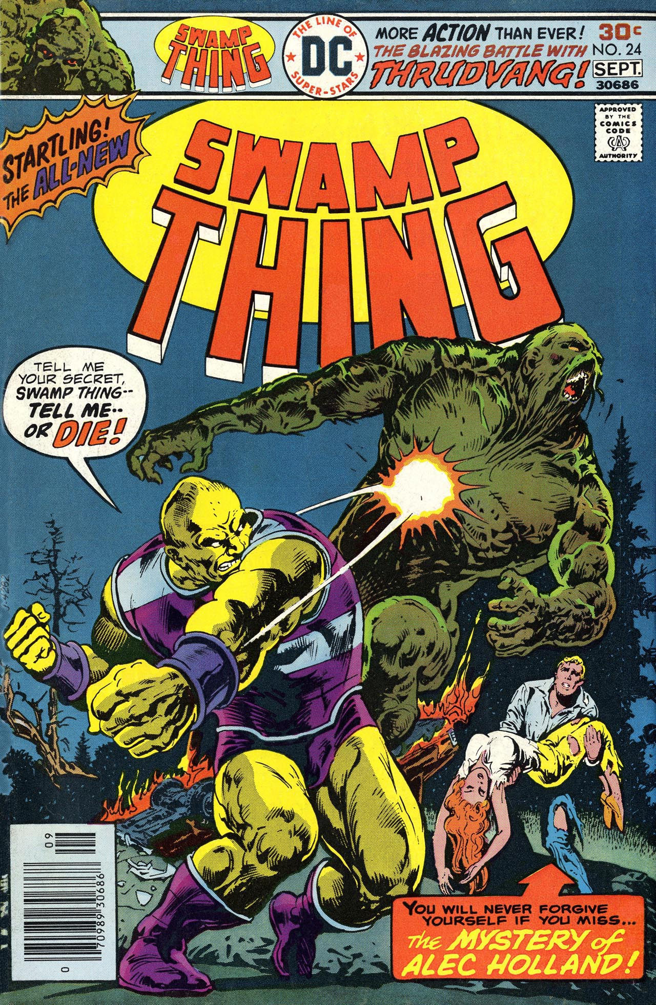 Swamp Thing Vol 1 24 | DC Database | Fandom