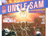 Uncle Sam and the Freedom Fighters Vol 1 1