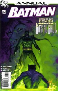 Batman Annual 26