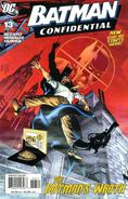 Batman Confidential -13 Cover