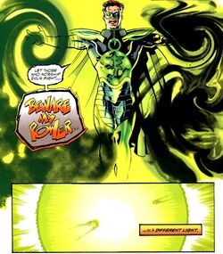 Death of Hal Jordan 01