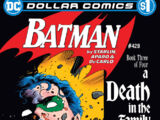 Dollar Comics: Batman Vol 1 428