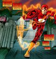 Flash Wally West 0098