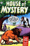 House of Mystery v.1 29