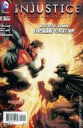 Injustice Gods Among Us Vol 1 2