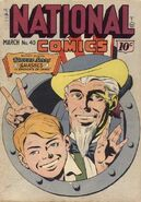 National Comics Vol 1 40