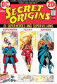 Secret Origins Vol 1 1