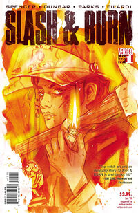 Slash & Burn Vol 1 1