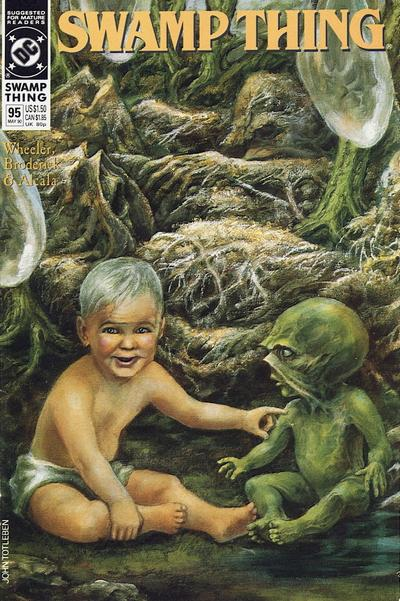Swamp Thing Vol 2 95 | DC Database | FANDOM powered by Wikia